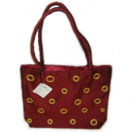 Rose and Spheres Handbag, Mad Bags